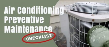 Air Conditioning Preventative Maintenance